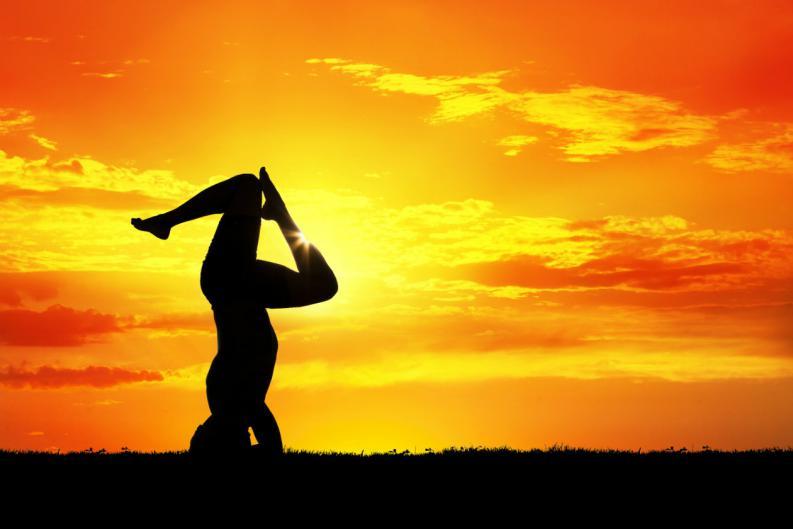 La mente y la concentración durante la práctica del āsana